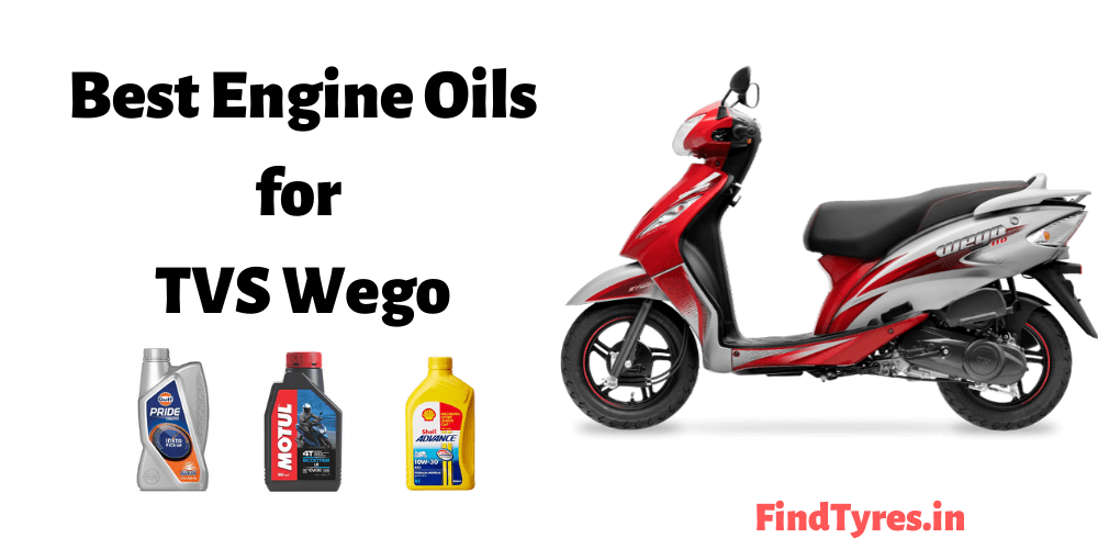 Best Engine Oil for TVS Wego