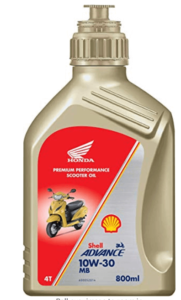 Shell Advance Honda 10W-30 MB