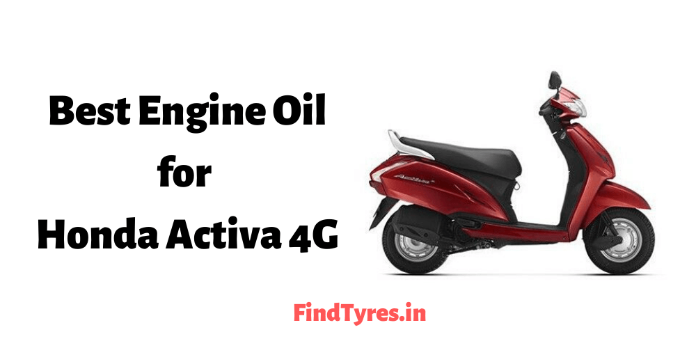 best engine oil for Honda Activa 4G