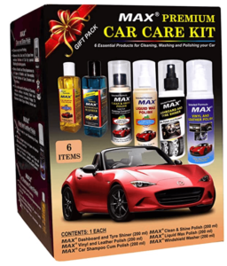 MAX Car Cleaning Kit