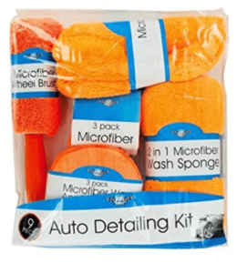 Best Car Cleaning Kit in India