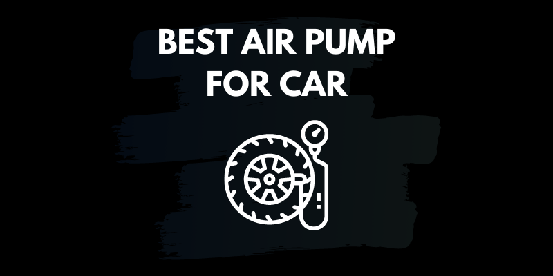 best air pump for car