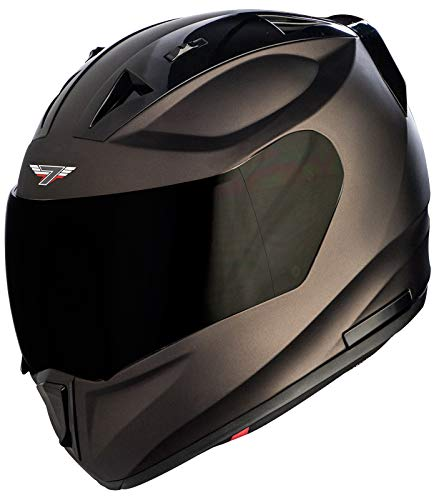 Steelbird SA-1 7Wings Aeronautics Full Face Helmet