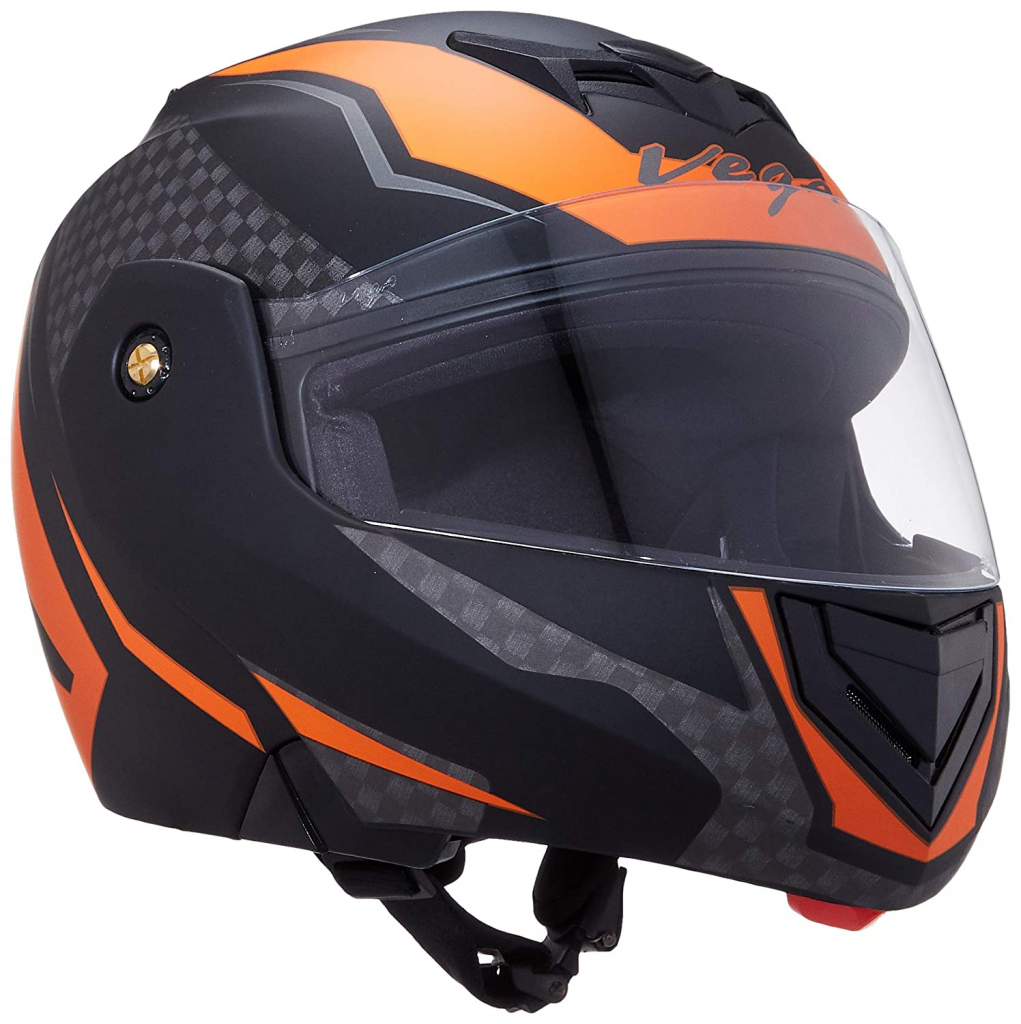 Vega Crux Dx Checks Helmet