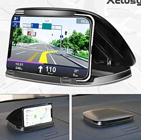 XCLUSY Fentech Mobile Dashboard Vehicle Mount Holder